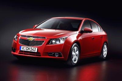 2009 Chevrolet Cruze 