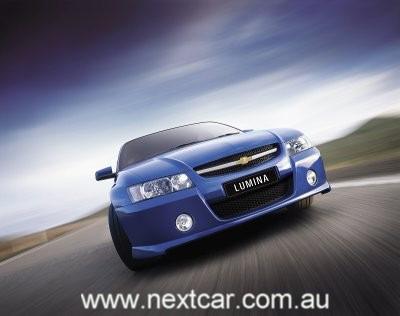 2005 Chevrolet Lumina SS