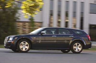 2008 Chrysler 300C Touring