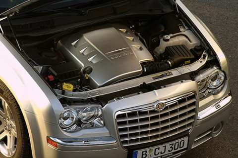 The 300c diesel is now available in australia next car for Chrysler 300c diesel