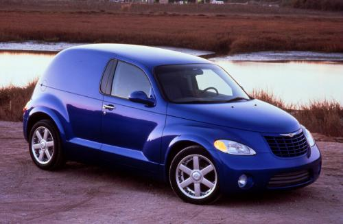 America's 2000 Chrysler Panel Cruiser Concept
