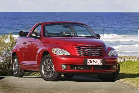 2006 Chrysler PT Cruiser cabrio