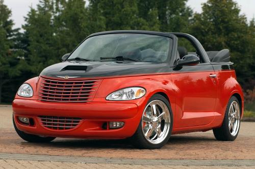 2004 Chrysler PT Speedster show car
