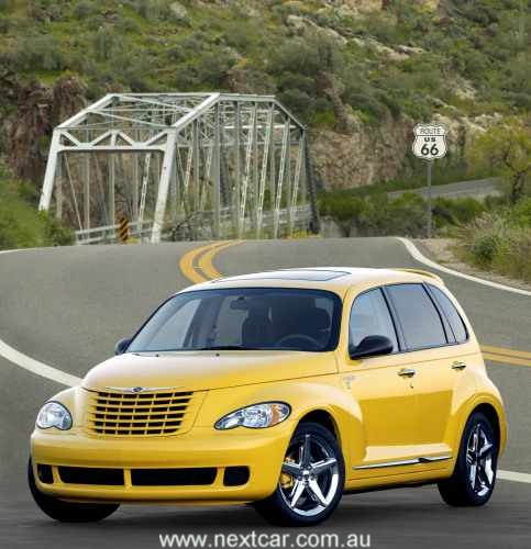 America's 2006 Chrysler PT Cruiser 'Route 66' edition