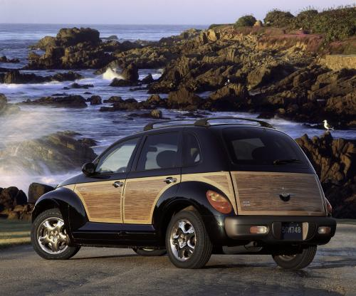 America's 2003 Chrysler PT Cruiser Woodie Package