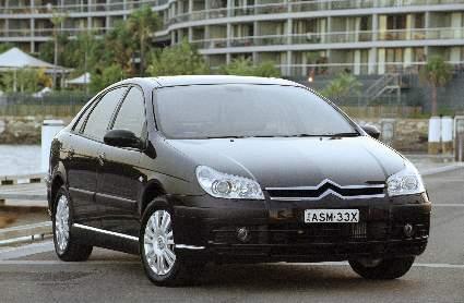 the new citroen c5 next car pty ltd 7th february 2005. Black Bedroom Furniture Sets. Home Design Ideas