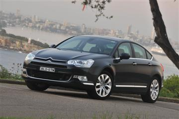 Citroen C5 2 litre HDi Exclusive (copyright image)