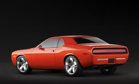 2006 Dodge Challenger Concept Car