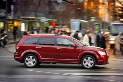2009 Dodge Journey (copyright image)