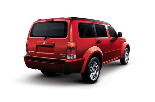 Dodge Introduces All-new 2007 Dodge Nitro - Next Car Pty Ltd - 7th ...