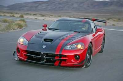 Dodge Viper SRT10 ARC