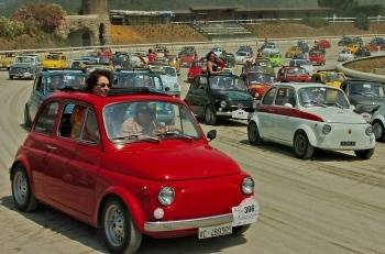 Fiat 500 to enter Guinness Book of Records