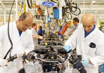 Dagenham designed and built:  