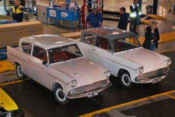 Ford Broadmeadows Celebrates 50 Years (copyright image)