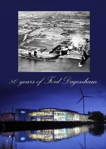 Ford's 80 Years at Dagenham (copyright image)