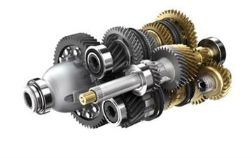 Ford's Dual-Clutch Transmission (copyright image)