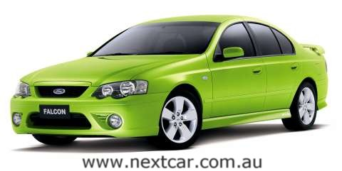 2006 Ford Falcon XR6 - BF series
