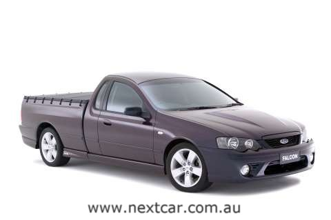 2006 Ford Falcon XR8 utility - BF series