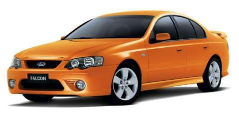 Ford Launches The New Bf Falcon Mkii Range Next Car Pty Ltd