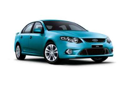2008 Ford Falcon XR6 - FG series