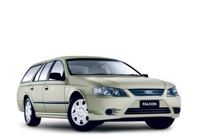 Ford Falcon BFIII wagon (copyright image)