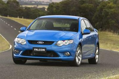 Ford Falcon XR8 - FG series