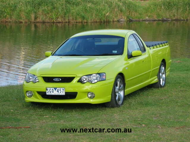 Ford Falcon XR8 utility