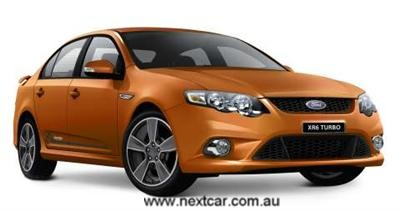 Ford Falcon XR6 Turbo 50th Anniversary Edition (copyright image)