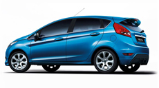 2009 Ford Fiesta Zetec - Image Copyright Ford