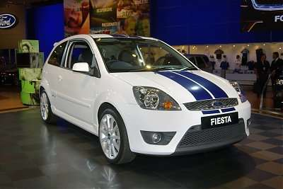 2007 Ford Fiesta XR4