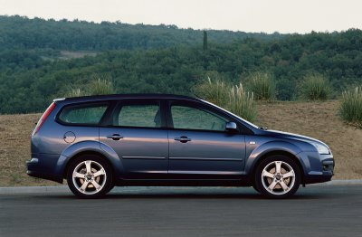 2006 Ford Focus Estate