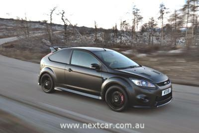 Europe's Ford Focus RS500 (copyright image)