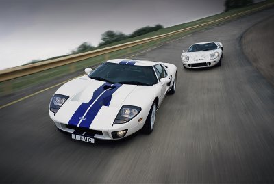 Ford's Newest GT Joins Its Illustrious Predecessors