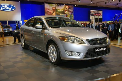 2007 Ford Mondeo hatchback