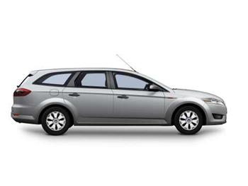 Ford Mondeo LX wagon - MB series (copyright image)