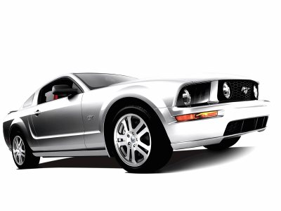 The 2005 Ford Mustang