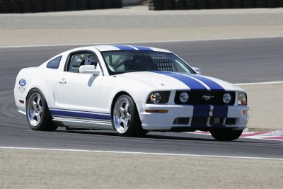 The 2005 Ford Mustang GT