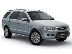 Ford Territory Ghia AWD - SYII series (copyright image)