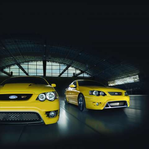2006 FPV GT and F6 Typhoon (BF series)