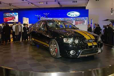 2007 Ford Falcon GT 40th Anniversary