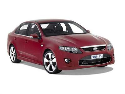 2008 FPV GT E - FG series 