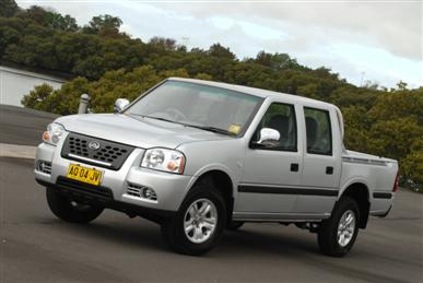 Great Wall double cab utility