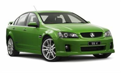 Holden Commodore SS V 60th Anniversary Edition - VE series 