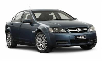 Holden Commodore Omega 60th Anniversary Edition - VE series 