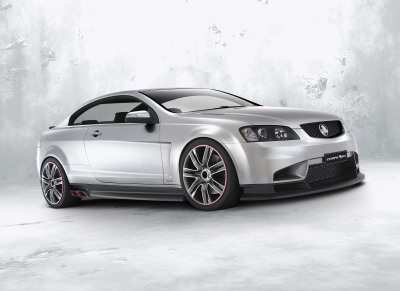 2008 Holden Coupe 60 concept car 