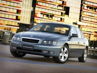 2005 Holden Statesman International - WL series