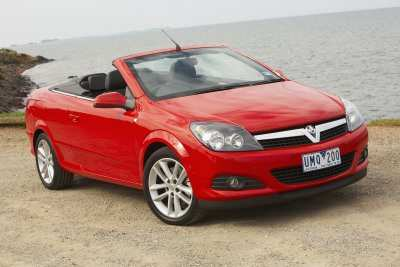 Holden Astra TwinTop - AH series
