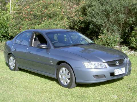 Holden Commodore Executive (VZ) (copyright image)