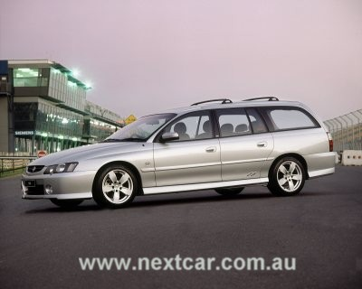 Holden Commodore SS wagon -VYII Holden Commodore SS wagon