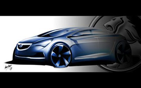 A new Astra for Holden - Image Copyright GM Corp